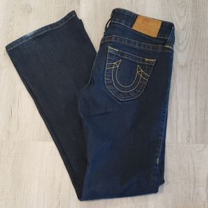 True Religion BobbyStretch Flare Jeans